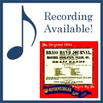 Recordings Available! Click for more information
